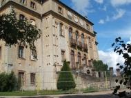 Schloss Ettersburg 2006: Weltkulturerbe, verfallend. Foto Axel Clemens.